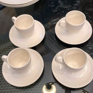 Wedgwood Windsor 4 Cup and Saucer